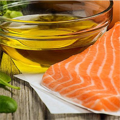 Salmon Oil Pet Food Ingredient