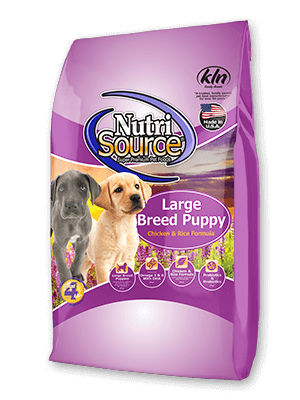 Large Breed Puppy Dog Food Nutrisource Pet Foods