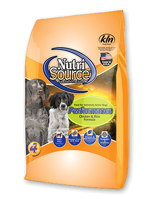 Performance Dog Food Nutrisource Pet Foods